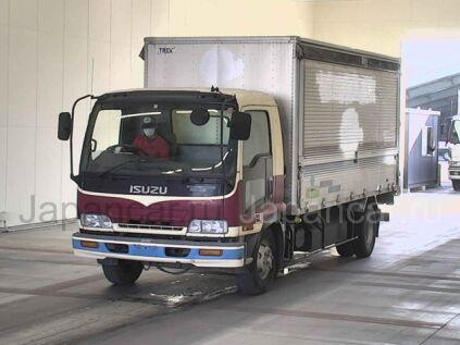 Фургон ISUZU FORWARD 2005 года во Владивостоке