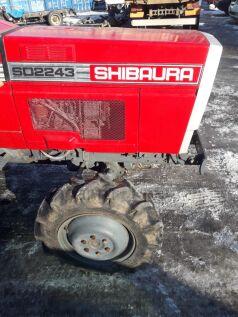 Трактор колесный SHIBAURA SD2243 во Владивостоке