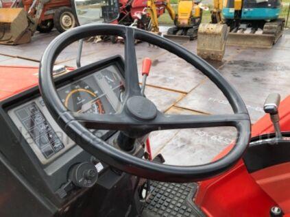 Трактор колесный Yanmar F22D во Владивостоке