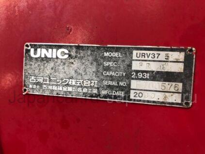 Крановая установка UNIC URV375 2000 года во Владивостоке