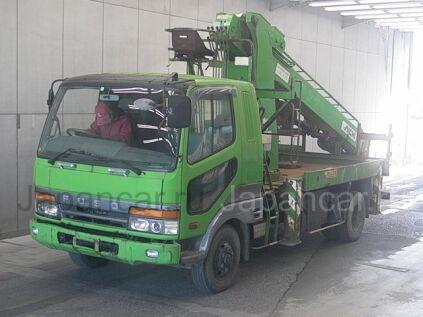 Буровая машина MITSUBISHI FUSO 2000 года во Владивостоке