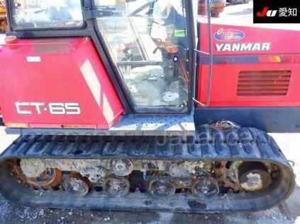 Трактор гусеничный YANMAR CT-65 во Владивостоке