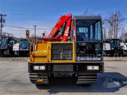 Транспортер MOROOKA MST-1500 2014 года во Владивостоке