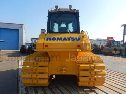 Бульдозер KOMATSU D65PX-16 2013 года во Владивостоке