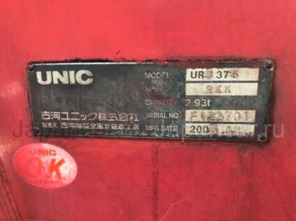 Крановая установка UNIC URU376 во Владивостоке