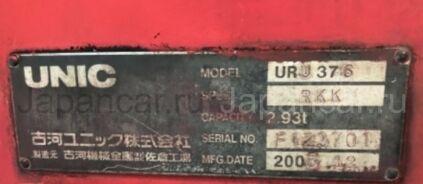 Крановая установка UNIC URU 376 2006 года в Красноярске