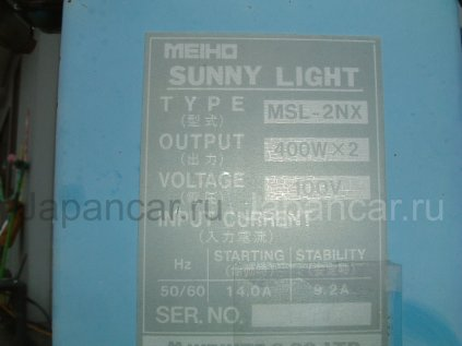 Осветительная вышка YANMAR YDG200S 2000 года в Керчи