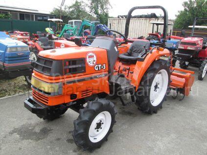 Трактор колесный Kubota GT3D 2005 года в Новосибирске