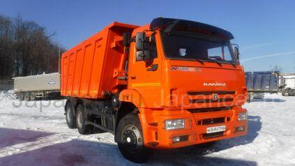 Самосвал Камаз 6520 2020 года в Красногорске