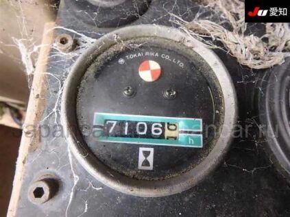 Экскаватор карьерный KOMATSU PC120 во Владивостоке