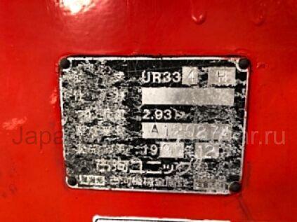 Крановая установка UNIC UR334 во Владивостоке
