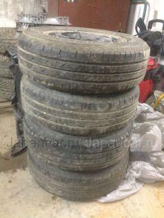 Летниe колеса Bridgestone 185/70 14 дюймов б/у в Якутске