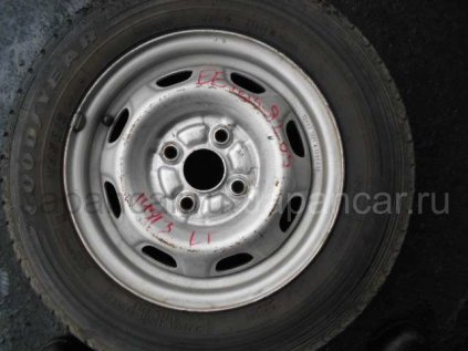 Летниe шины Goodyear 145/- 13 дюймов б/у в Уссурийске