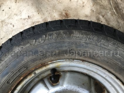 Летниe шины Dunlop Sp lt5 165/80 13 дюймов новые во Владивостоке