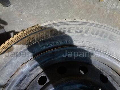 Летниe колеса Bridgestone R600 195/70 15 дюймов Japan б/у в Артеме