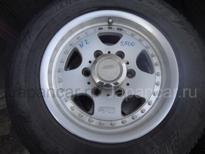 Всесезонные колеса Bridgestone 205/70 15 дюймов Japan б/у в Артеме