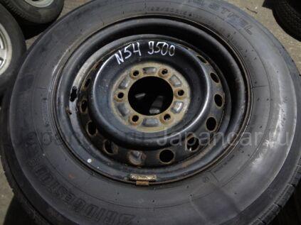 Летниe колеса Bridgestone Rd613 195/80 15 дюймов Japan б/у в Артеме