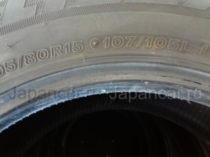 Всесезонные шины Bridgestone Blizzak vl1 195/70 15107105 дюймов б/у в Артеме