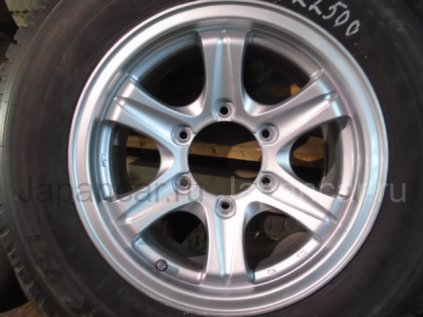 Летниe колеса Bridgestone Blizzak vl1 195/80 15 дюймов Japan б/у в Артеме