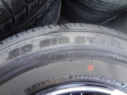 Летниe колеса Bridgestone Ecopia 195/80 15 дюймов Japan б/у в Артеме