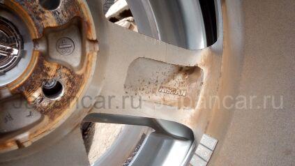 Диски 18 дюймов Nissan б/у в Челябинске