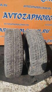 Шины Dunlop Null 205/70 15 дюймов б/у в Уссурийске