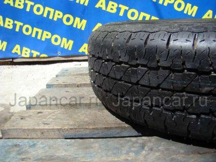 Летниe шины Dunlop Sp-39 215/70 15 дюймов б/у в Новосибирске