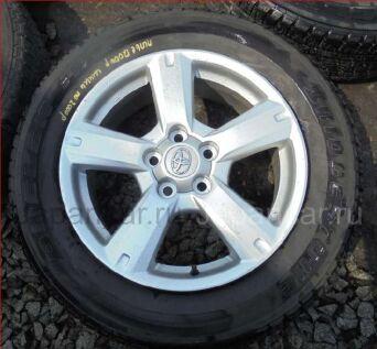Летниe колеса Bridgestone Dueler 225/65 17 дюймов Toyota б/у в Хабаровске