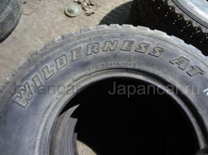 Всесезонные шины Wilderness firestoune Firestoune 275/70 16114 дюймов б/у в Артеме