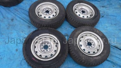 Зимние шины Nissan Note 185/70 14 дюймов б/у во Владивостоке