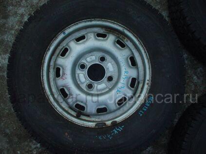Зимние шины Toyo 165/80 13 дюймов б/у в Уссурийске