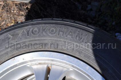 Летниe колеса Yokohama 185/65 14 дюймов б/у в Находке