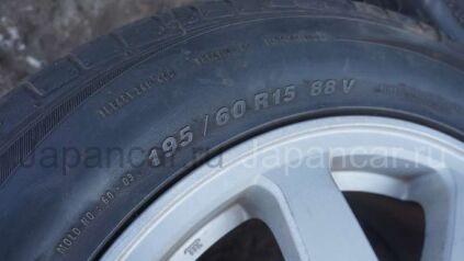 Летниe колеса Achilles Atr sport 195/60 15 дюймов Honda ширина 6 дюймов вылет 55 мм. б/у в Хабаровске