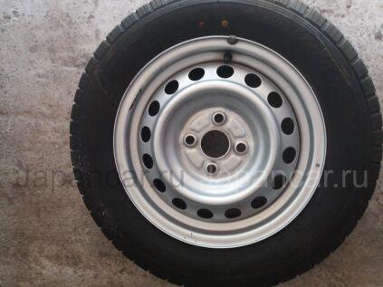 Всесезонные колеса 155/80 14 дюймов новые в Уссурийске
