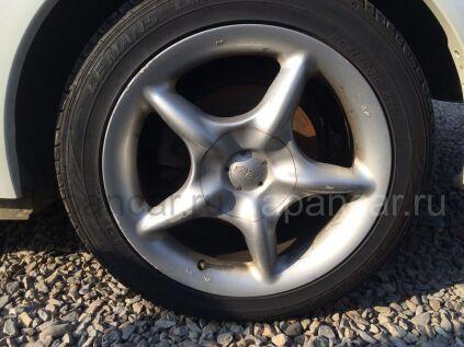 Летниe колеса Dunlop Lemans lm704 205/50 16 дюймов Mugen ширина 7 дюймов вылет 50 мм. б/у в Красноярске