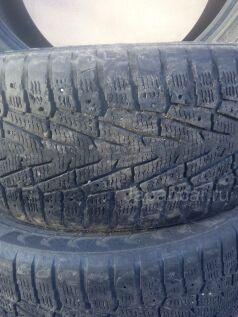 Зимние шины Nokian 265/45 21 дюйм б/у в Уссурийске