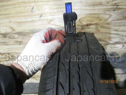 Летниe шины Dunlop 185/70 14 дюймов б/у в Томске