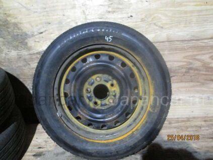 Летниe шины Bridgestone 195/60 15 дюймов б/у в Томске