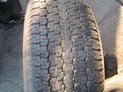 Летниe шины Bridgestone Dueler h/t 689 275/70 16 дюймов б/у во Владивостоке