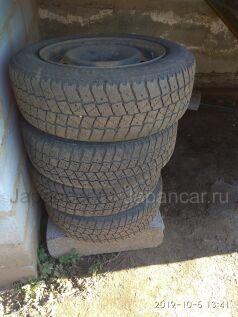 Зимние колеса 195/65 15 дюймов б/у в Челябинске