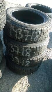 Зимние шины Yokohama Ig20 195/60 16 дюймов б/у в Челябинске