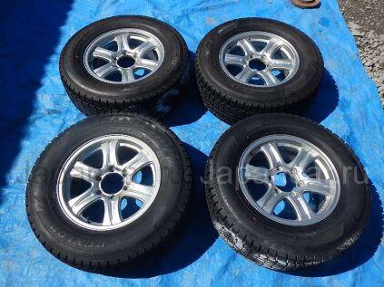 Зимние колеса Dunlop Grandtrek sj7 265/65 17 дюймов Taiwan б/у во Владивостоке