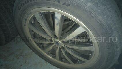 Всесезонные шины Goodyear 215/55 17 дюймов б/у в Уссурийске