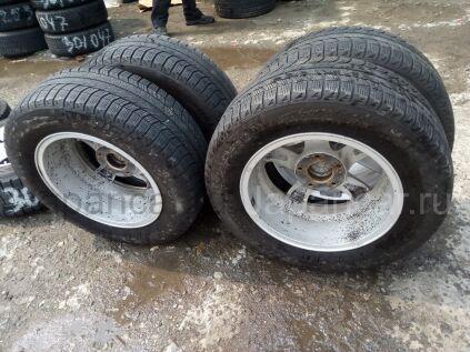 Зимние шины Michelin X-ice xi2 235/60 16 дюймов б/у в Челябинске