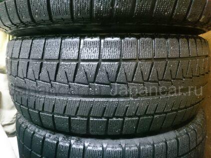Зимние шины Япония Bridgestone revo gz 205/55 17 дюймов б/у в Дальнереченске