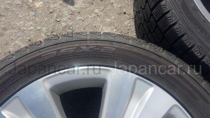 Зимние шины Dunlop Dsx 215/50 17 дюймов б/у в Челябинске