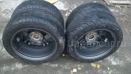Летниe шины Triangle Tr968 235/45 17 дюймов б/у в Челябинске