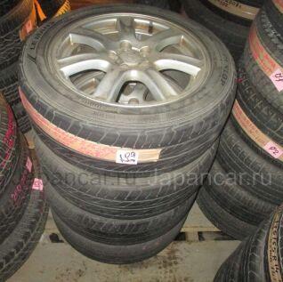 Летниe шины Dunlop Ln703 205/55 16 дюймов б/у в Новосибирске