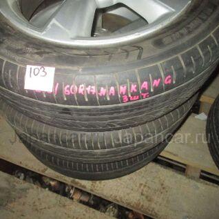 Летниe шины Hankang 215/55 16 дюймов б/у в Новосибирске