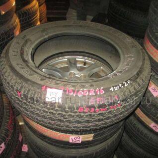 Всесезонные шины Bridgestone Dueler h/t 215/65 16 дюймов б/у в Новосибирске
